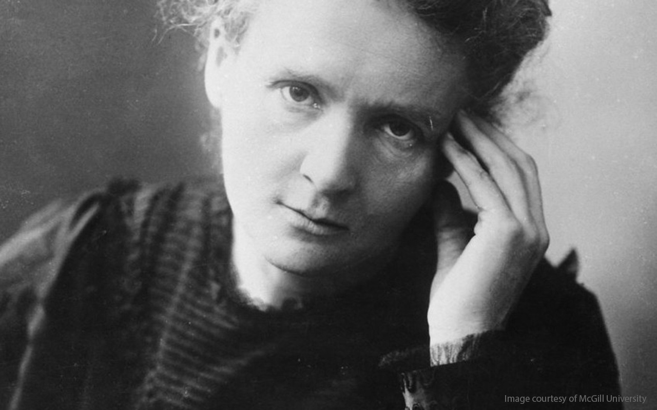 Dr. Marie Curie: Pioneer in Radioactivity