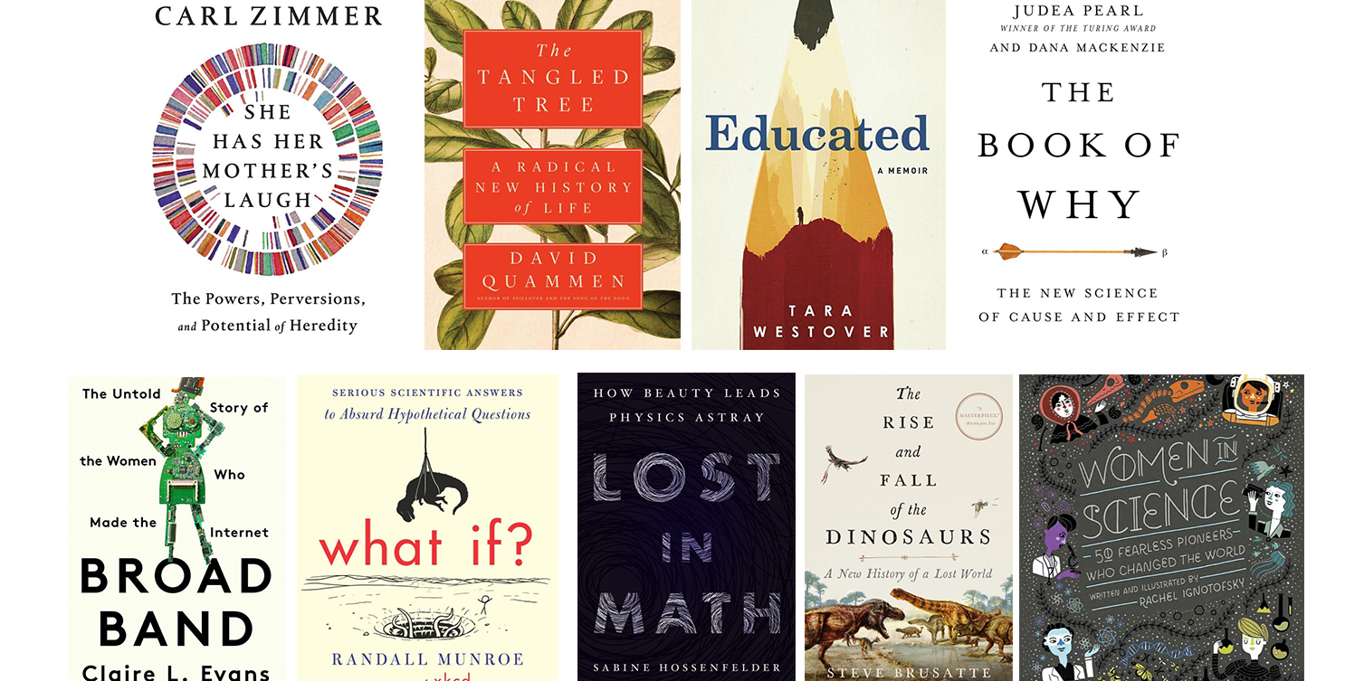 9 Science Books for Winter Reading